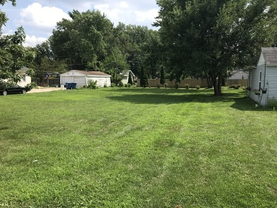 Joliet Residential Lots & Land For Sale: 2418 Chestnut Street