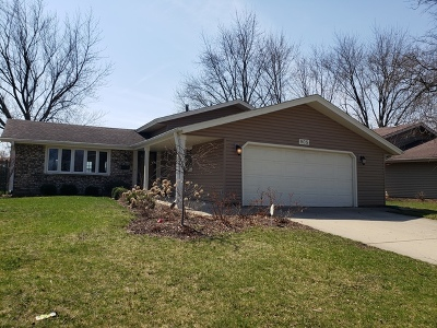 Schaumburg Single Family Home Contingent: 905 Aimtree Place