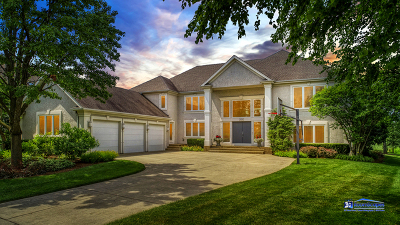 Vernon Hills Single Family Home For Sale: 2026 Broadmoor Lane