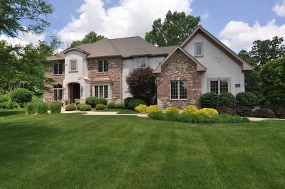 Hawthorn Woods Single Family Home For Sale: 6 Scarlet Oak Drive