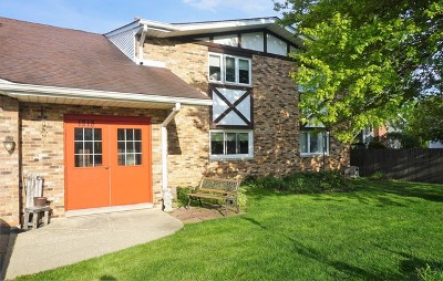 New Lenox Condo/Townhouse For Sale: 1218 Town Crest Drive #102