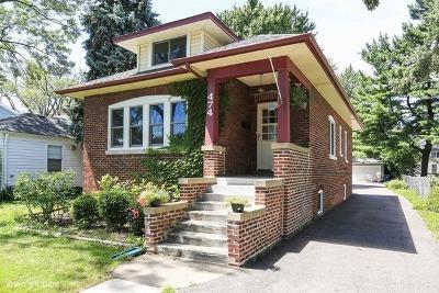 Elmhurst Single Family Home For Sale: 474 North Elm Avenue