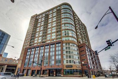 Condo/Townhouse For Sale: 600 North Kingsbury Street #1407