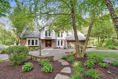 Orland Park Single Family Home For Sale: 14820 South 80th Avenue