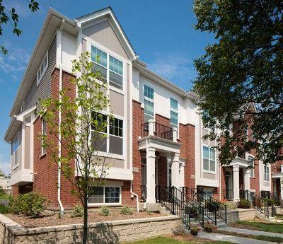 Morton Grove Condo/Townhouse For Sale: 8620 Ferris Avenue #3-6