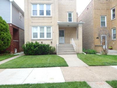 Jefferson Park Rental For Rent: 5538 North Linder Avenue #1