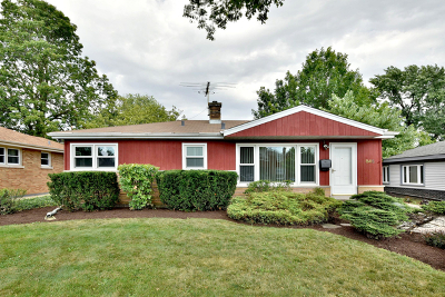 Elmhurst Single Family Home Price Change: 845 South Spring Road