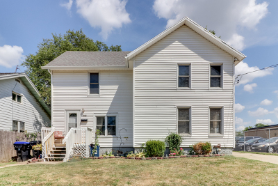 Bloomington Single Family Home For Sale: 717 West Mill Street