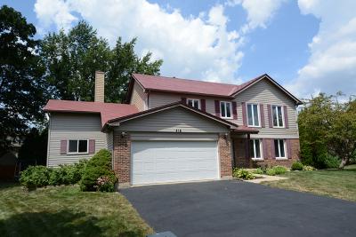 Batavia  Single Family Home For Sale: 416 Churchill Court