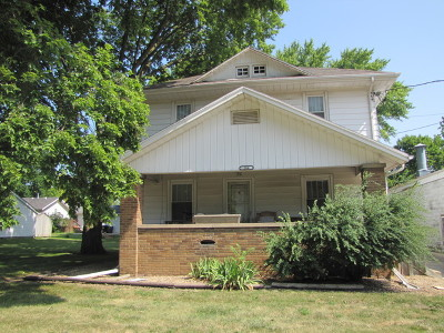 Multi Family Home For Sale: 206 Pine Street