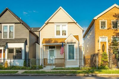 Multi Family Home For Sale: 2129 North Kimball Avenue