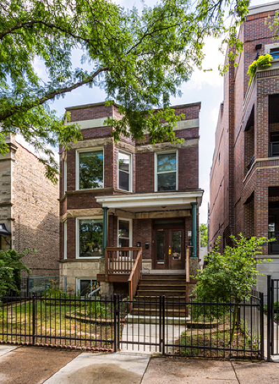 Chicago Multi Family Home For Sale: 1449 West Foster Avenue