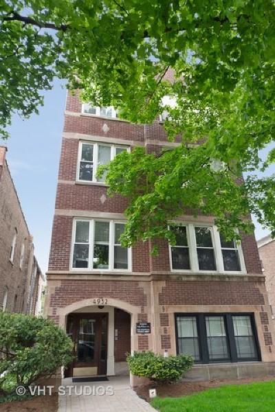 Multi Family Home For Sale: 4932 North Ridgeway Avenue