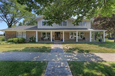 Western Springs Single Family Home For Sale: 4801 Johnson Avenue