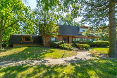 Joliet Single Family Home Price Change: 500 Timberline Drive