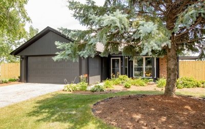 Frankfort Single Family Home For Sale: 20753 South Hickory Creek Place