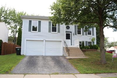 Hoffman Estates Single Family Home For Sale: 5040 Somerton Drive