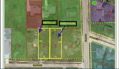 Residential Lots & Land For Sale: 26w028 Parkside Road