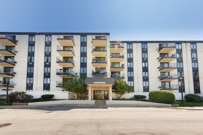 Niles Condo/Townhouse For Sale: 9078 Heathwood Drive #5K