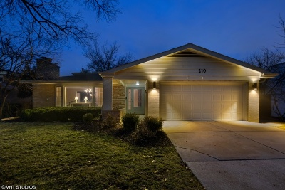Western Springs Single Family Home For Sale: 210 51st Place