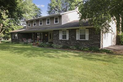 Elgin Single Family Home For Sale: 38w759 Hopps Road
