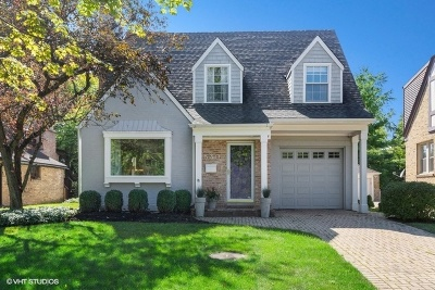 Arlington Heights Single Family Home For Sale: 530 South Belmont Avenue
