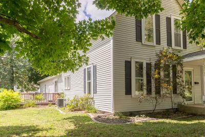 Lexington Single Family Home Price Change: 104 W North Street