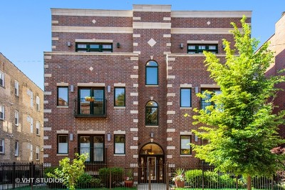 Ravenswood Condo/Townhouse For Sale: 2457 West Foster Avenue #2