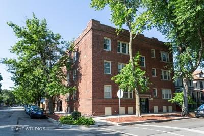 Roscoe Village Condo/Townhouse For Sale: 1903 West Newport Avenue #3