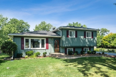 Darien Single Family Home For Sale: 7112 Crest Road
