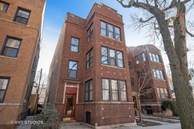 Evanston Multi Family Home For Sale: 613 Michigan Avenue