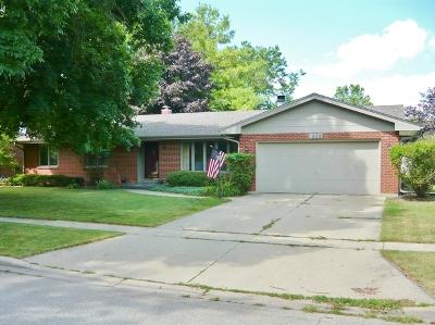 Dekalb Single Family Home For Sale: 1609 Mayflower Drive