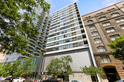 Condo/Townhouse For Sale: 1345 South Wabash Avenue #507