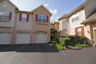 Palos Heights, Palos Hills Condo/Townhouse For Sale: 4104 Spyglass Circle