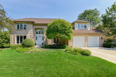 Wheaton Single Family Home For Sale: 116 Hawkins Circle