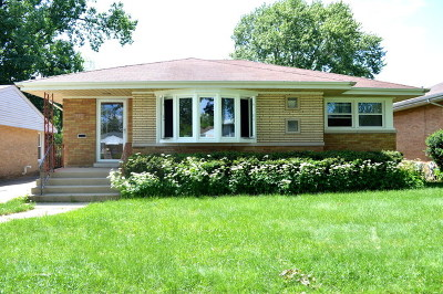 Westchester Single Family Home For Sale: 1446 Highridge Parkway