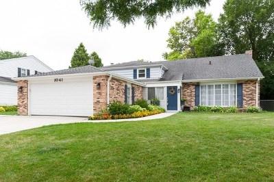 Libertyville Single Family Home For Sale: 1041 Tamarack Lane