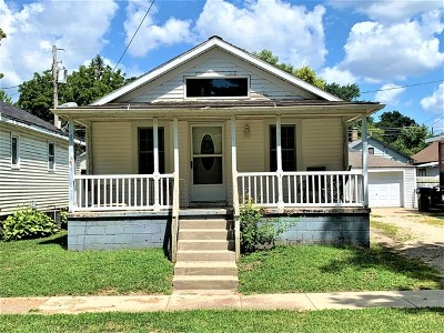 Bloomington Single Family Home For Sale: 1008 East Jackson Street