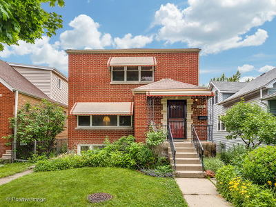 Elmwood Park Multi Family Home For Sale: 2628 North 74th Avenue