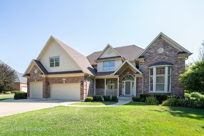 Lakewood Single Family Home For Sale: 9106 Turnberry Trail