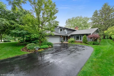 Cress Creek Single Family Home For Sale: 821 Burning Tree Lane