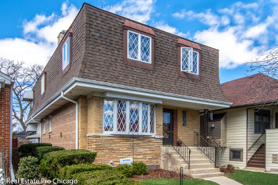 Elmwood Park Single Family Home Price Change: 2136 North 76th Avenue