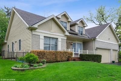 West Chicago Single Family Home Price Change: 1040 Ridgewood Drive