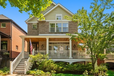 Andersonville Single Family Home For Sale: 1625 West Rosehill Drive