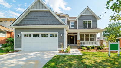 Downers Grove Single Family Home For Sale: 123 6th Street