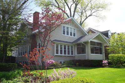 Winnetka Single Family Home For Sale: 648 Elder Lane