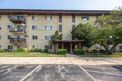 Arlington Heights Condo/Townhouse Price Change: 535 South Cleveland Avenue #406