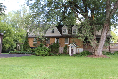 Lake Zurich Single Family Home For Sale: 23975 North Valley Road