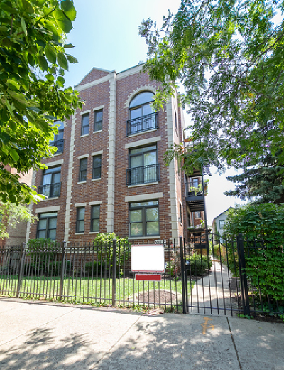 Condo/Townhouse For Sale: 2045 North Kedzie Avenue #A3