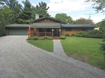 Woodstock Single Family Home For Sale: 16702 Rt 14